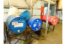 55-Gallon Drum, Chemicals, Work