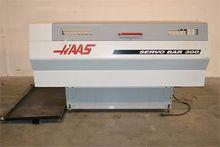 HAAS Bar 300 Servo Bar Feeder,