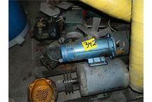 Motors & Gear Boxes On Pallet (