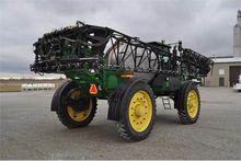 2010 John Deere 4930 w/ 1,200 g