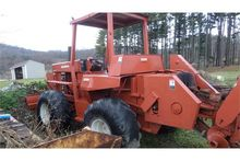 Ditch Witch 6510 Trencher. 4x4.