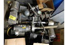 Lot. Assorted Motors & Gear Box