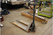 """HYDRAULIC PALLET JACK ; 47"""" For"""