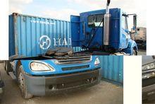 (title) 2006 Freightliner semi