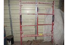 """(4) scaffold frames, 80"""" tall 5"""