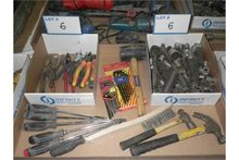 Qty. of Pliers, Sidecutters, Sc