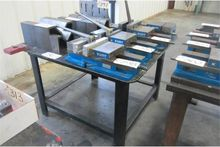 Used Steel Table in