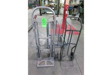 2 Wheel Dollies and Panel Cart