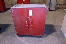 ROLLER SHOP BOX, double door