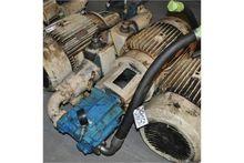 40hp hydraulic pump with close