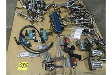 Lot. Pneumatic Cylinders & Valv