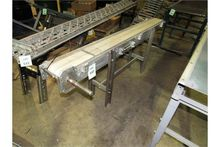 Conveyor with belting (Located