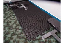 {LOT} Rubber Floor Mats