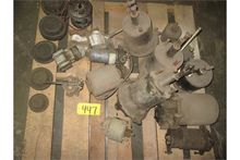 Used Motors, dryers,