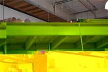 1-4x8 green laminate. 1-4'x8' m