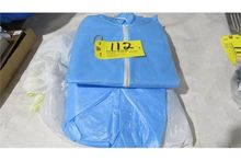 Particle protection suits overa