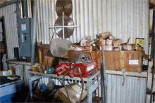 (2) Hydraulic Cylinders & Misc.