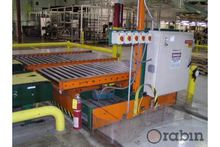 Pallet transfer carriage