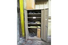 (2) Metal Cabinets with Welding