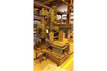 ASQUITH RADIAL ARM DRILL M#2208