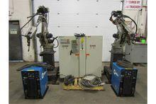 2 X Motoman SK6 Welding Robots