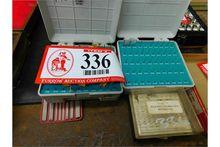 (3) Set Small Pin Gauges, .011-