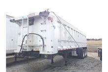 2006 Mac Aluminum Dump Trailer