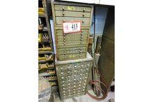 (4) Metal Bins W/Various Size D