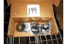 (5) assorted Tungsten Carbide C