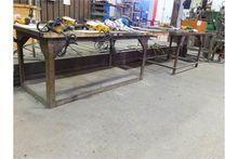 Used (2) Tables 36""