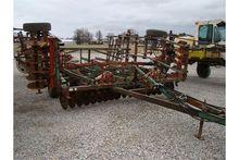 Glenco 19' soil finisher