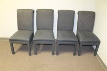 4 PCS OF VISITOR CHAIR