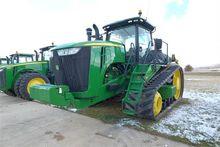 John Deere Tractor 9560RT (2013