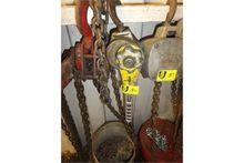 Used Chain Hoist, 1