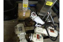 Lot. Motors, Gear Boxes S.S. Mo