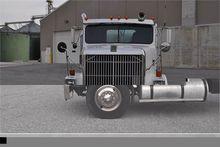 1998 International 9300, cab &