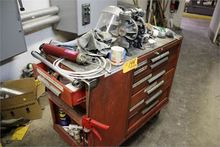 Tool Cabinet with Contents