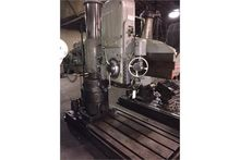 "CARLTON 4' X 13"" RADIAL ARM DRI"