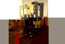 Hyster 60 Propane Forklift, Sol