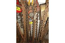 Used Chain Hoist, 1