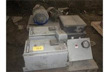 VFD's and 2 Used HD Elec. Motor