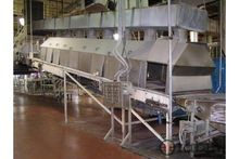 Cooling tunnel conveyor