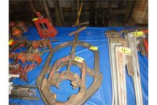 Used Pipe Cutter, 9-