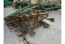 Mounted drag harrow