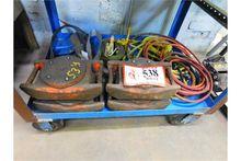 Set 4 Machine Casters