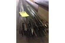 Misc steel bar stock. Tape meas