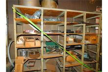 Contents Shelf, SS, Aluminum Pa