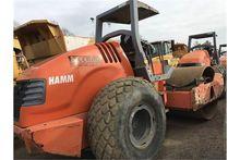 2004 Hamm 3412 Vibratory Roller