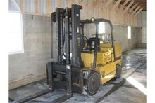 CAT T150D Forklift, LP Gas, 15,