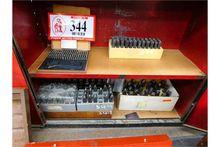 Small Metal 2-Door Storage Cabi